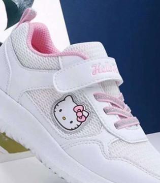 如何选购童鞋?不妨来看看Hello Kitty的新品吧