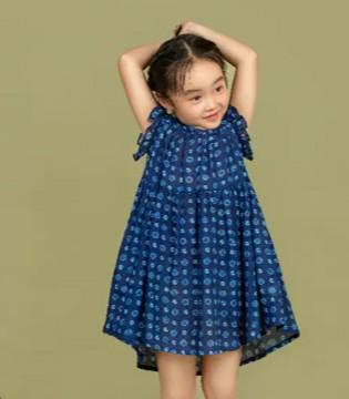 咪多咪彩夏季新品 生而自由 热爱靛蓝
