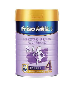 3-6岁成长阶段 第四段奶粉你准备好了吗?