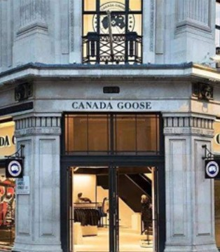Canada Goose今年预计减产三分之一 将在成都开4家新店