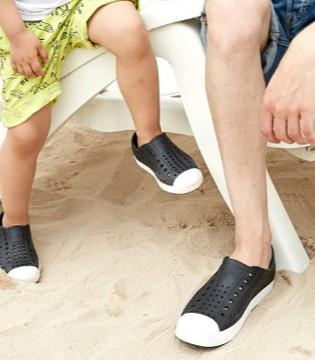 native亲子凉鞋 增进与家人之间的情感