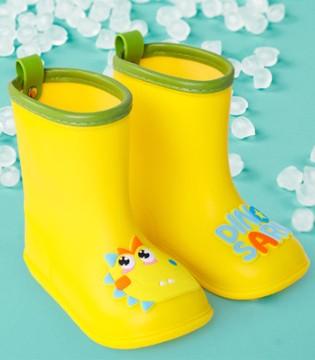 雨季童鞋上新 孩子夏日快乐依旧!