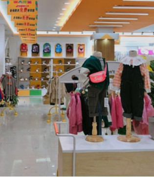 打造时尚美学 田果果童装品牌期待你的加入