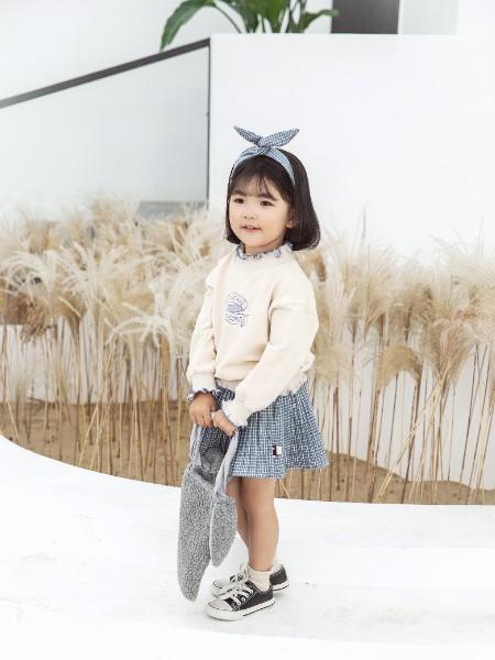 琪琪熊童装童装品牌2020冬季新品