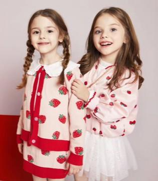 时光中的草莓味 PetitAvril贝甜赋予宝贝美丽与甜蜜