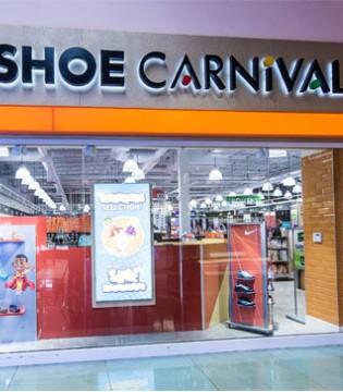美��鞋履Shoe Carnival 二季度表�F亮眼