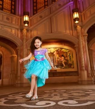 �放公主力 ��不定�x 迪士尼公主