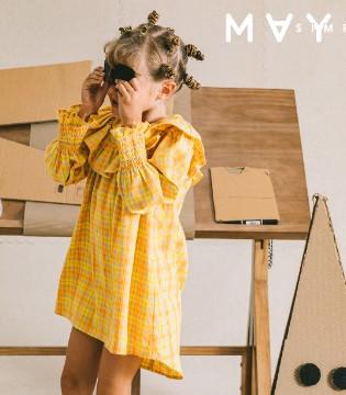 前景广阔的童装市场 创业就选森虎儿