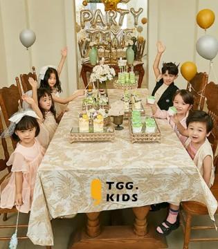 TGG·KIDS 春夏新品发布会!全面开启倒计时只剩7天!
