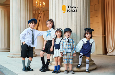 TGG・KIDS 春夏新品发布会!全面开启倒计时只剩7天!