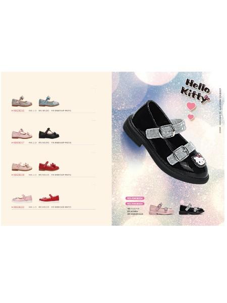 凯蒂猫童鞋品牌2020秋冬新品