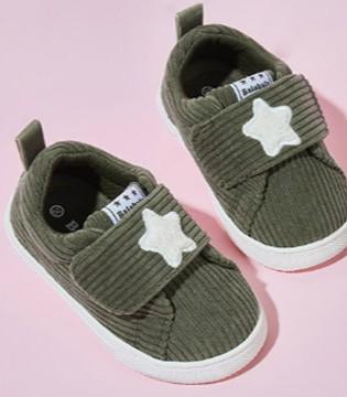 时尚复古的星星鞋 是属于宝宝的时尚