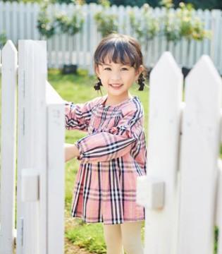 温柔的秋日 温柔的服饰 给予孩子别样的体验感