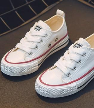 秋季的鞋子怎么挑?回力帆布鞋同你说