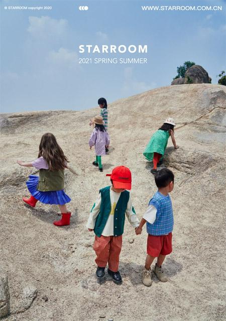 STARROOM - S/S 2021春夏訂貨會預告