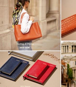 英国奢侈品牌Aspinal of London 申请破产保护