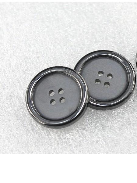 汤斯敦陶瓷纽扣WD370中间磨砂面