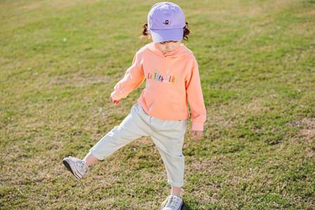 孩子想要健康成长 健康的童鞋少不了