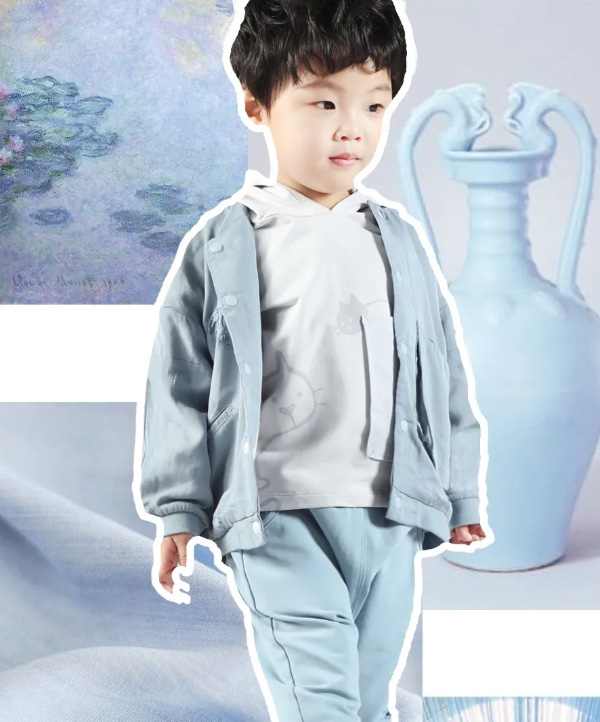 三木比迪SAMBEDE童装 2020AW色彩盛宴