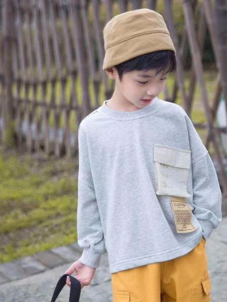 永福熊童装品牌2020秋冬新品
