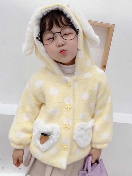 软萌的秋季服饰 让自家宝宝快乐起来