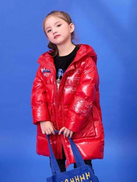 一二线折扣品牌  永福熊童装品牌是大势所趋