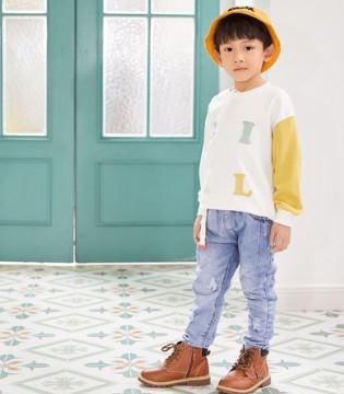 童装创业其实并不难 只要你选对了正确的品牌