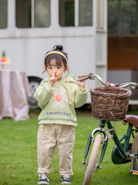 卡丁一线日韩在线货源走份批发 品牌折扣童装货源