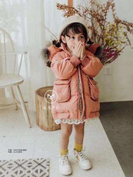 嗨 蜜思莉童装品牌2020冬季新品