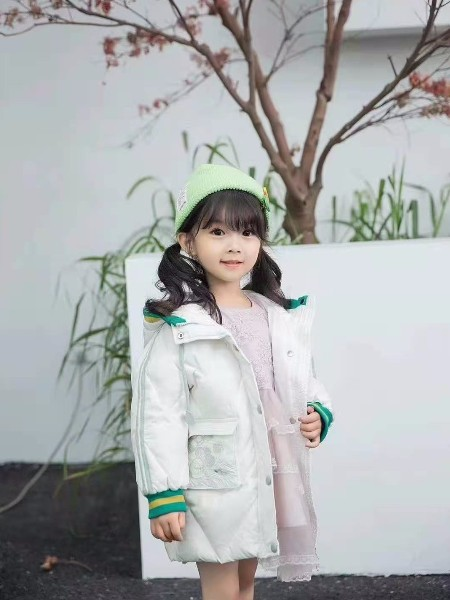 永福熊童�b品牌2020冬季新品