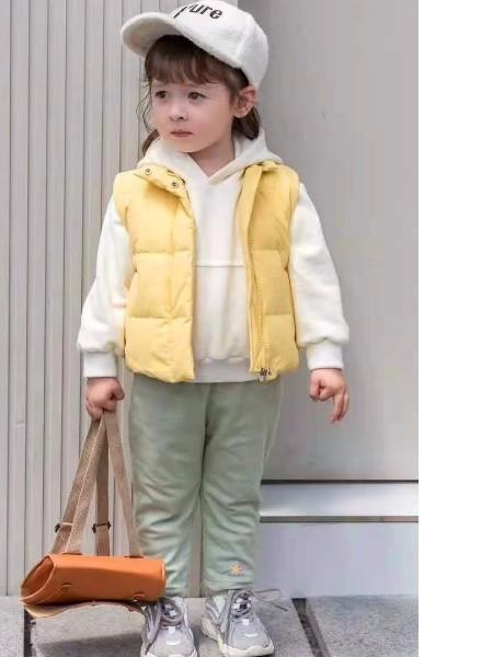 永福熊童装品牌  一二线折扣品牌的好选择!