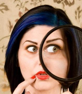 女性自信的力量 一张美丽的脸蛋起的作用不小