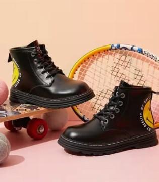 高品质的时尚靴子 让孩子童享颜值与舒适