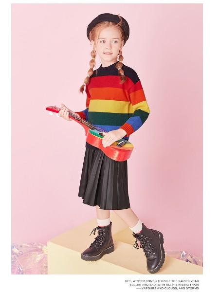 迪迪鹿童装品牌2020冬季新品