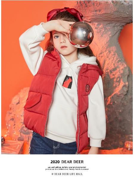 �和�背心2020冬季新款女大童外套�却钔獯┡�����背心上衣厚