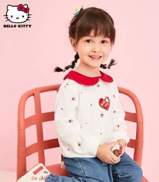 冬日暖阳 穿上Hello Kitty的衣服迎新吧!