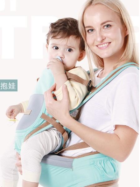 爱婴宝 婴儿双肩背带腰凳 多功能1605