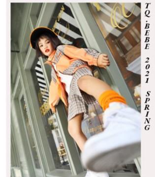 "TQ.BEBE 2021春大片首发 ""美""的多种形态"
