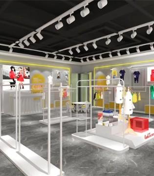 热烈祝贺巴迪小虎陕西商洛万达广场店即将盛大开业!
