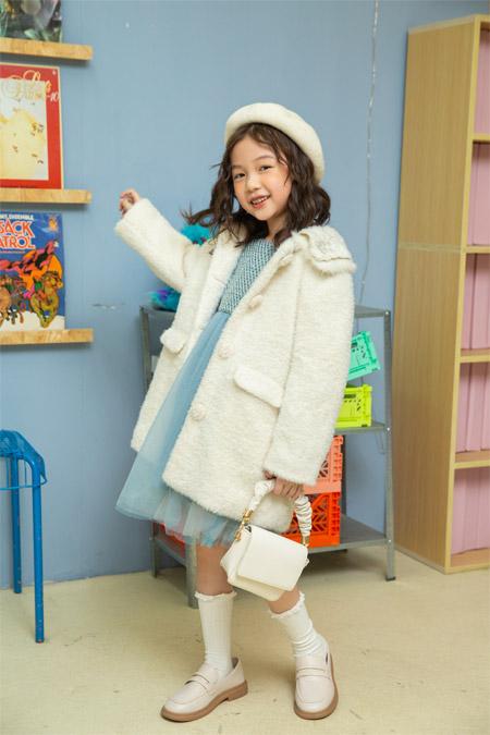 好看又保暖的毛绒外套 冬天也暖暖哒!