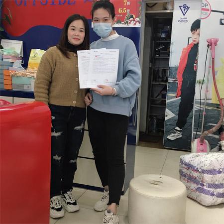 喜讯喜讯!祝贺糖果布丁1月份成功签约18家新店!