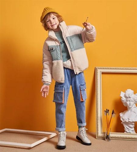 【蜻蜓小妙招】教你正确给宝贝挑选羽绒服