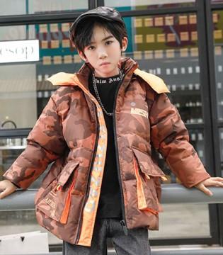 123童装时尚外套 轻松搞定一天的穿搭