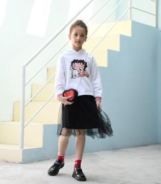 Betty Boop贝蒂娃娃夏季穿搭攻略已经为你准备好啦!