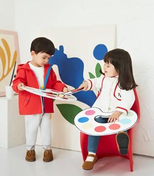GB KIDS 春季新品上市 艺术玩家来袭