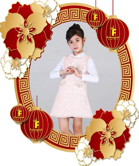 喜乐元宵 跟着贝儿一起 开启小公主的时尚衣橱!