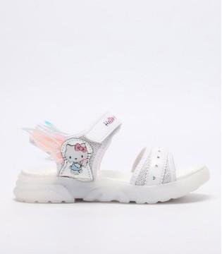 Hello Kitty时尚凉鞋 等待与夏天拥抱