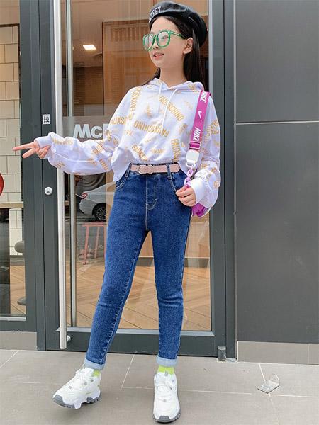 春季时尚穿搭 123童装让你更加出彩!