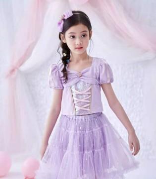 甜美梦幻的公主裙 炎炎夏日也能美美出街!
