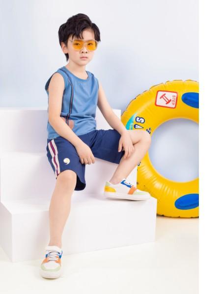 棉绘童装品牌2021春夏新品